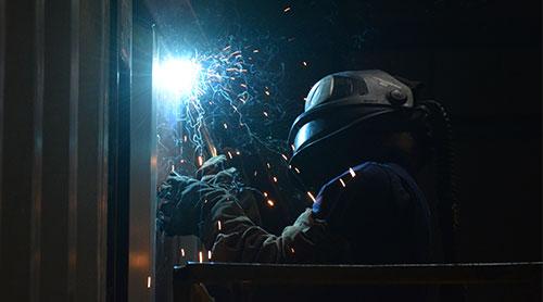 Welder / Fabricator Vacancy